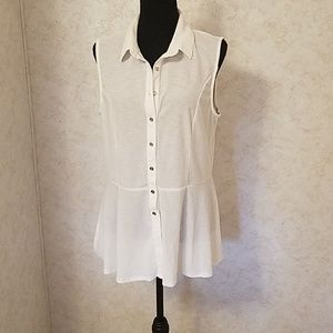 New Directions sleeveless top